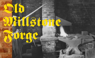 Old Millstone Forge Logo